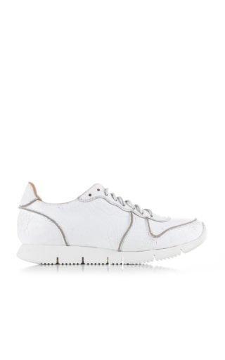 Buttero B8011 Carrera Sneakers Crackle White