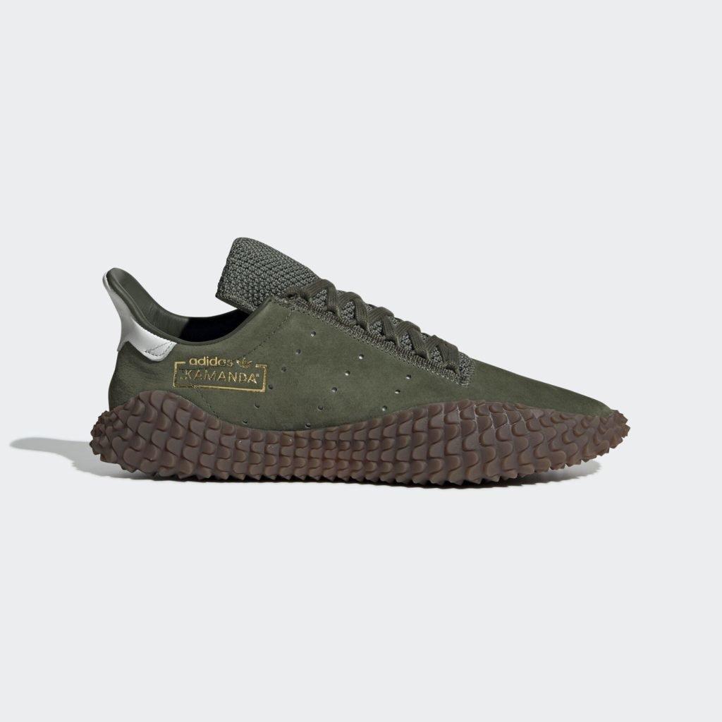 adidas Kamanda Base Green