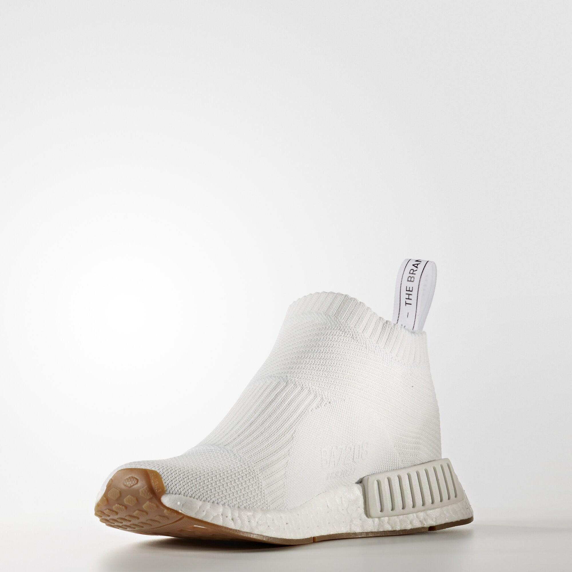 adidas  NMD City Sock Gum Pack White (BA7208)