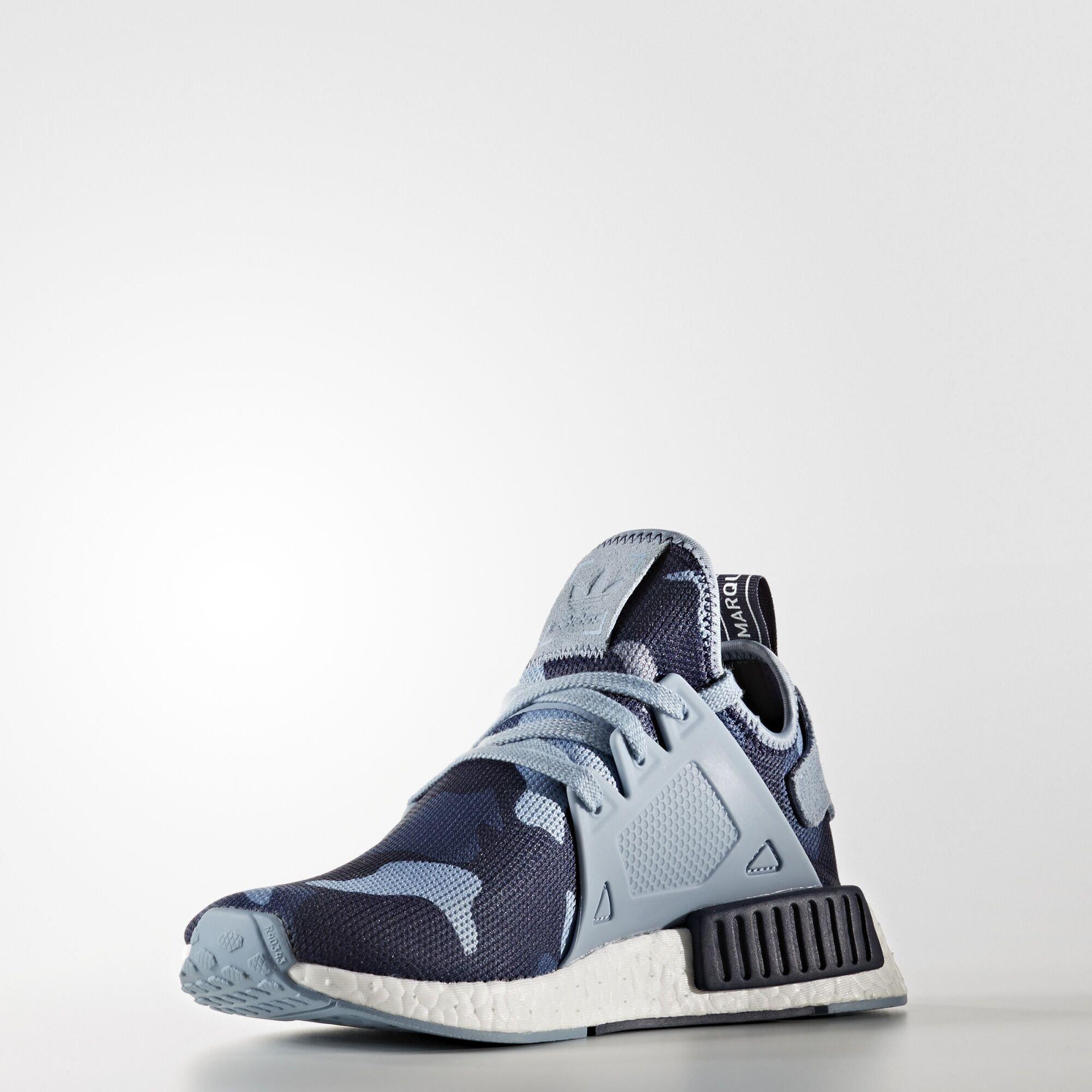 adidas NMD XR1 Blue Duck Camo (W) (BA7754)