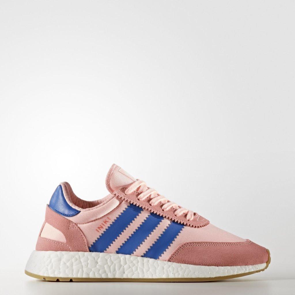 adidas Iniki Runner Haze Coral Blue (W)