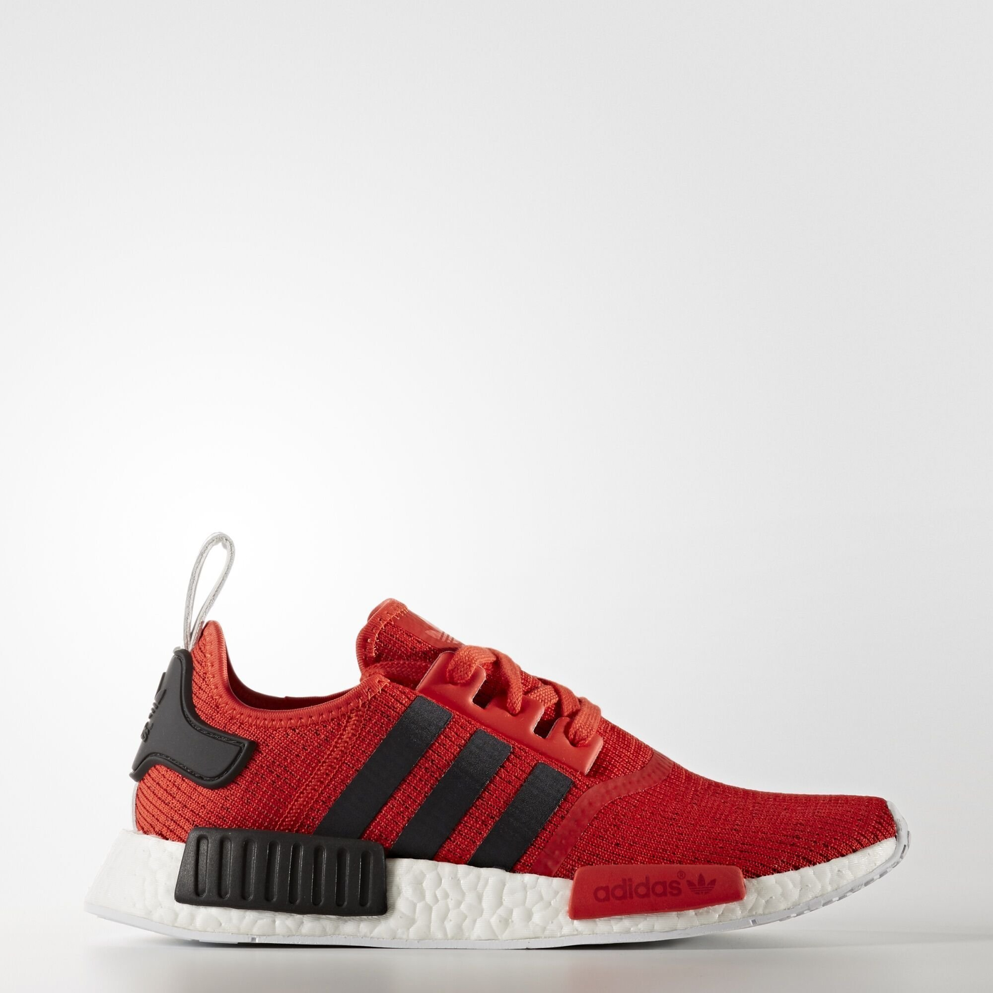 adidas  NMD R1 Red Black (BB2885)