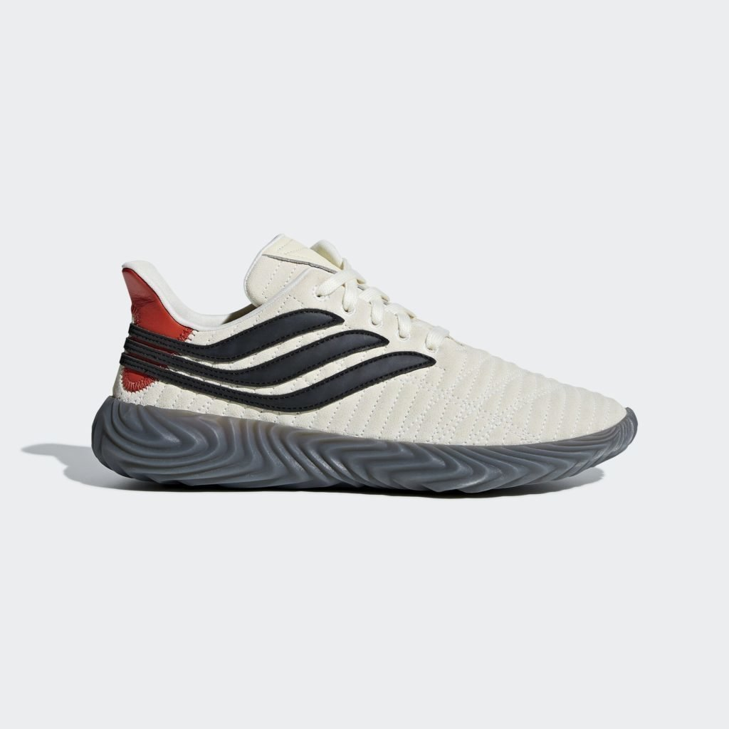 adidas Sobakov Off White Core Black Raw Amber