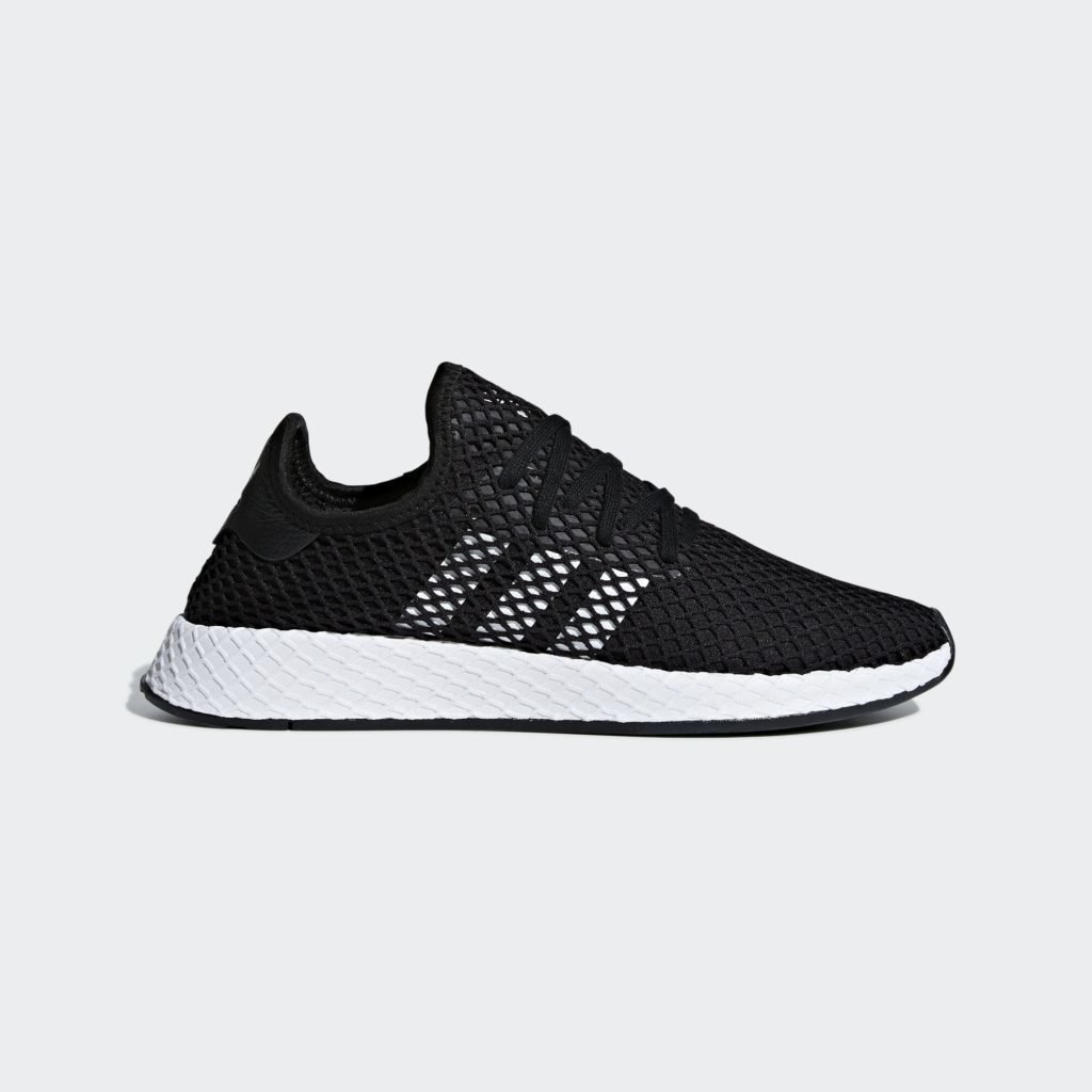 adidas Deerupt Runner Black White