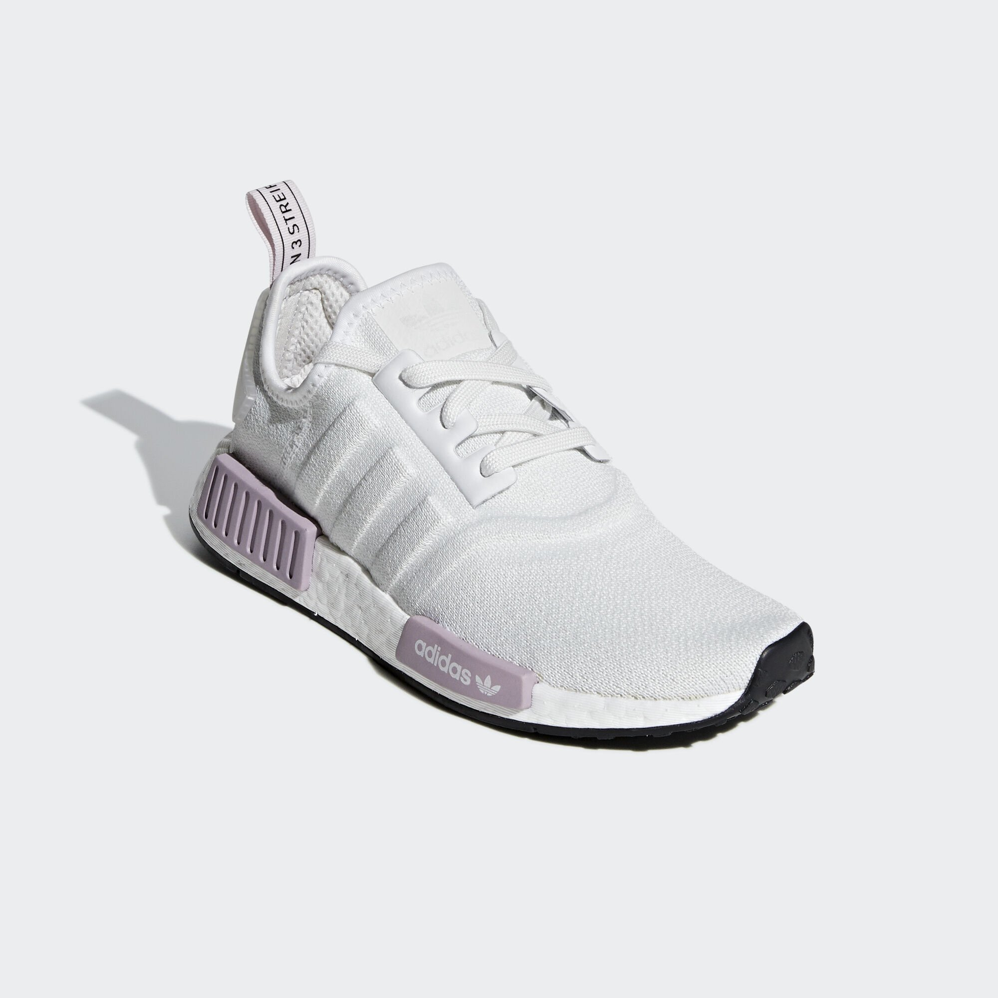adidas  NMD R1 Crystal White Orchid Tint (W) (BD8024)