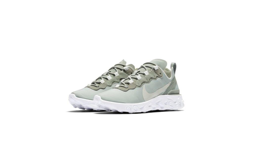 Nike React Element 55 Mica Green (W)