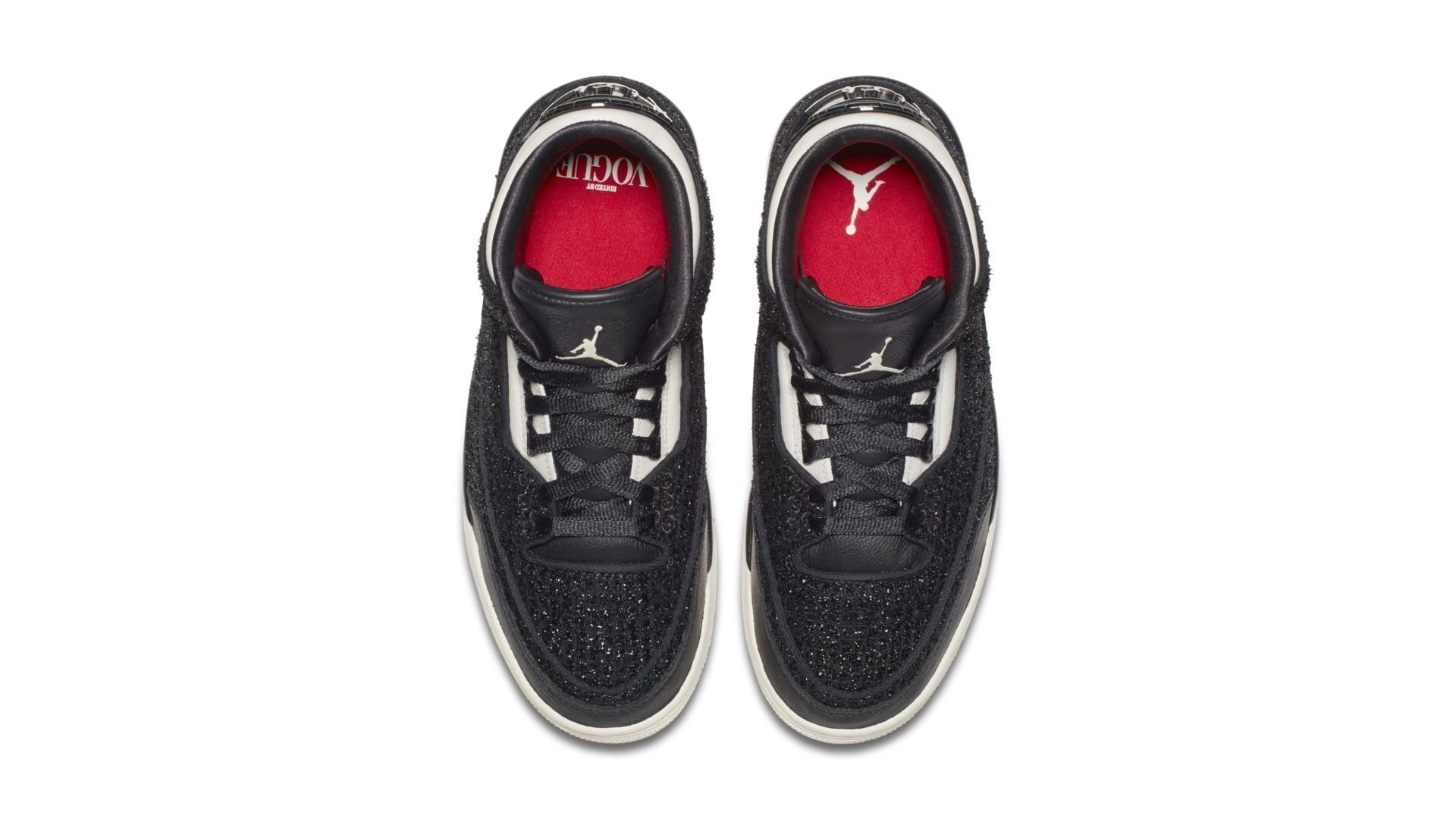 Jordan 3 Retro AWOK Vogue Black (W) (BQ3195-001)