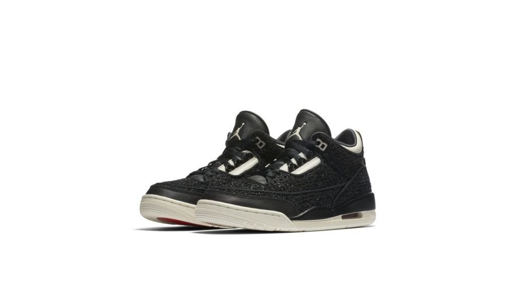 Jordan 3 Retro AWOK Vogue Black (W)