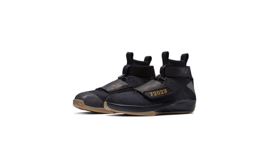 Jordan XX Flyknit R&B Melo Black