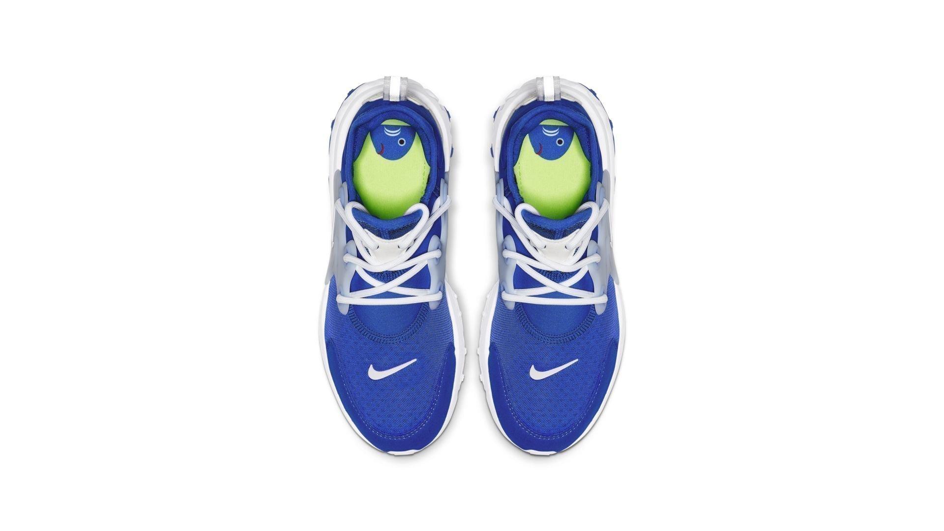 Nike React Presto Hyper Royal (GS) (BQ4002-400)