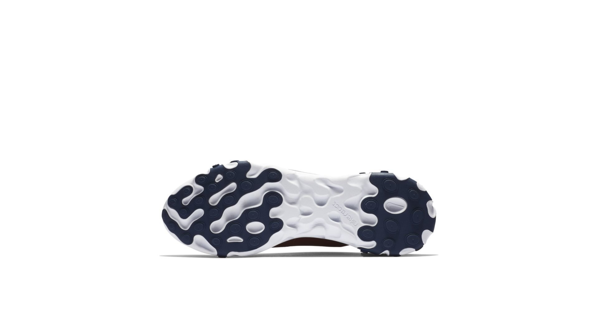 Nike React Element 55 Mars Stone Midnight Navy (BQ6166-600)