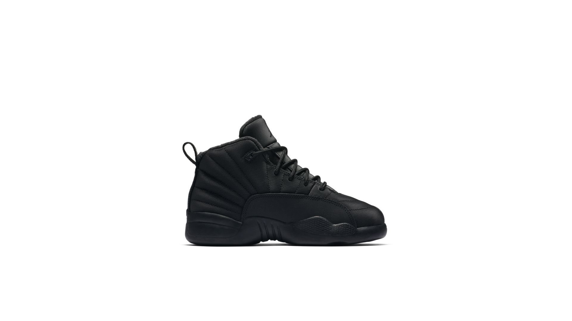 Jordan 12 Retro Winter Black (PS) (BQ6850-001)