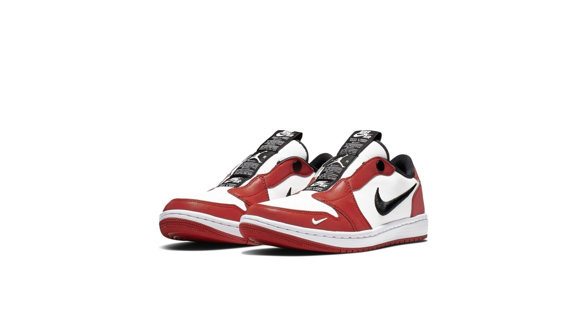 Jordan 1 Retro Low Slip Chicago (W) (BQ8462-601)