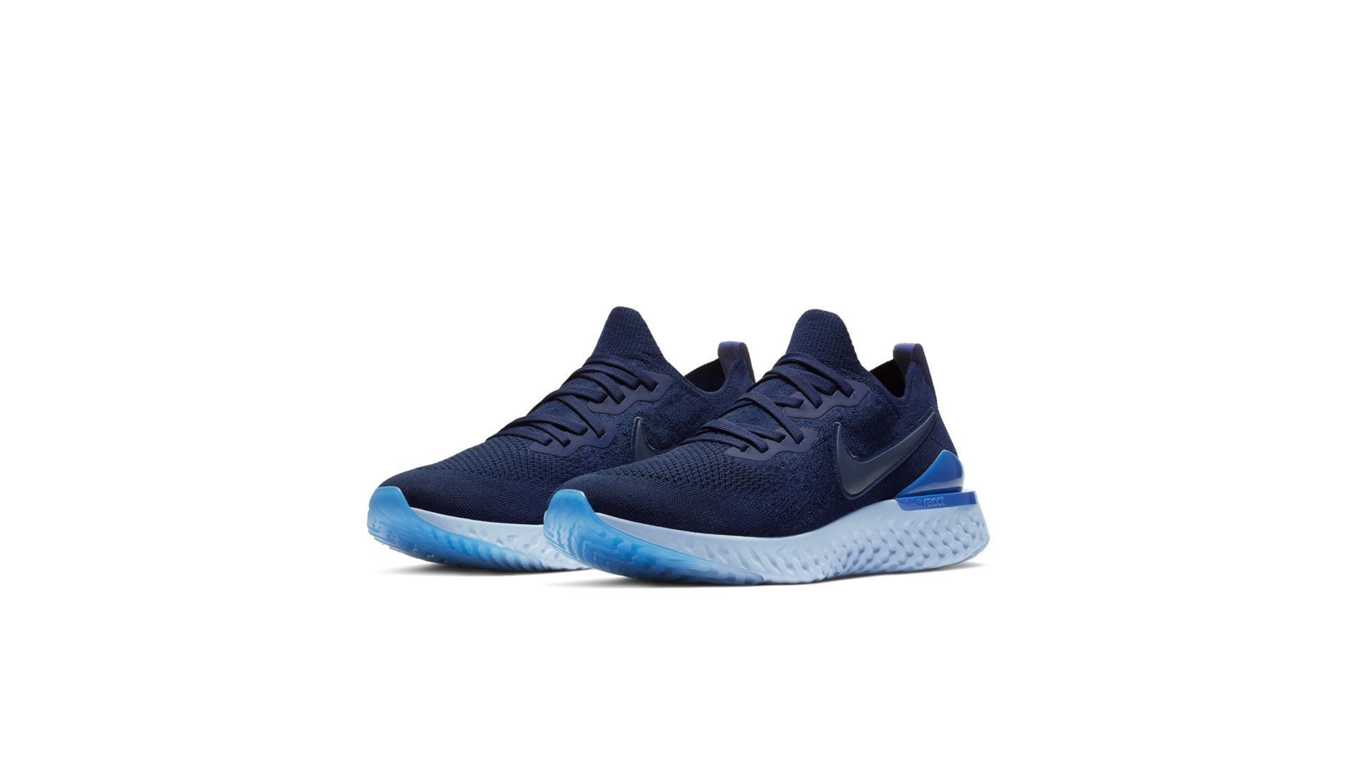 Nike Epic React Flyknit 2 Blue Void (BQ8928-400)