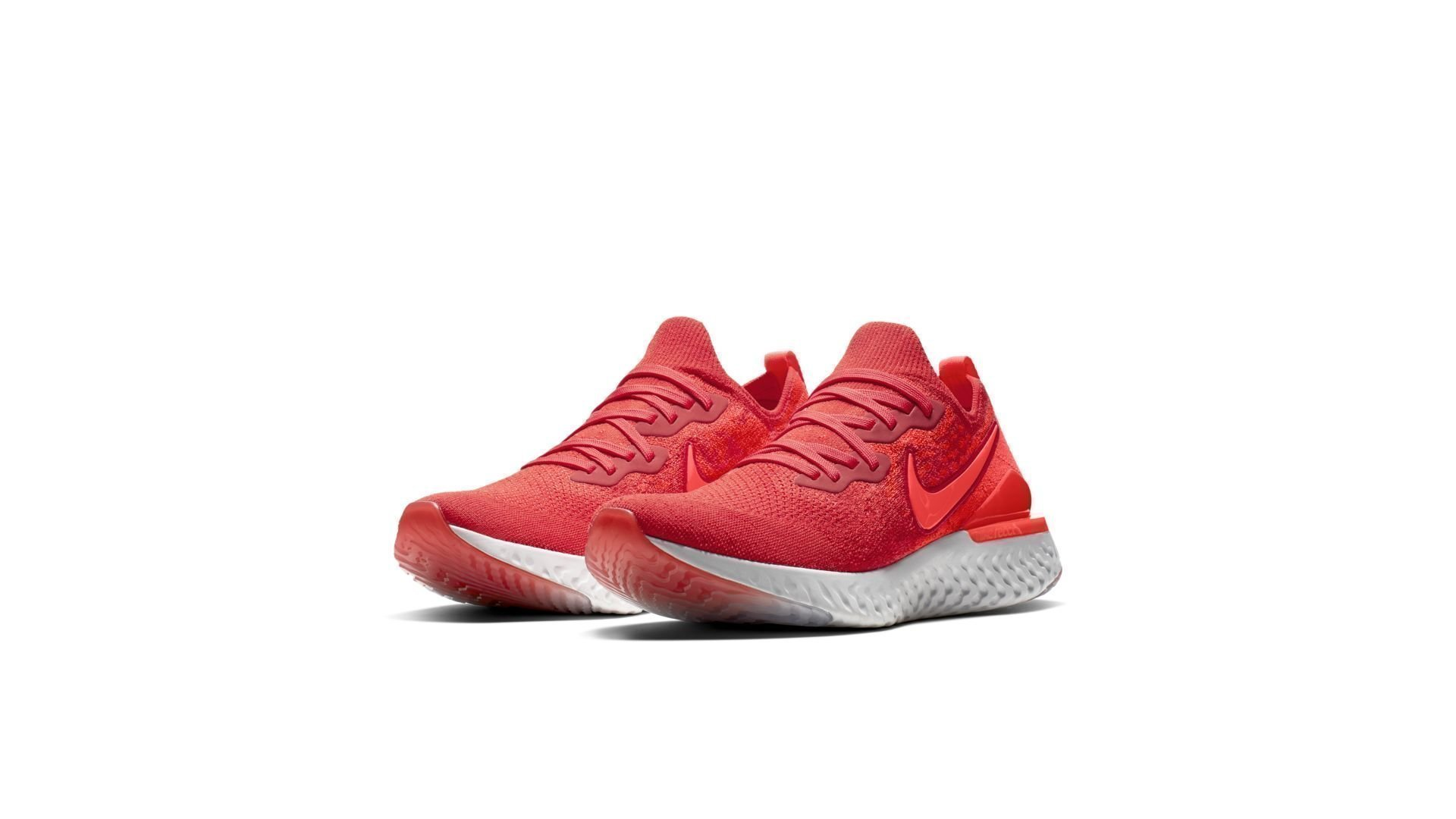 Nike Epic React Flyknit 2 Chile Red (BQ8928-601)