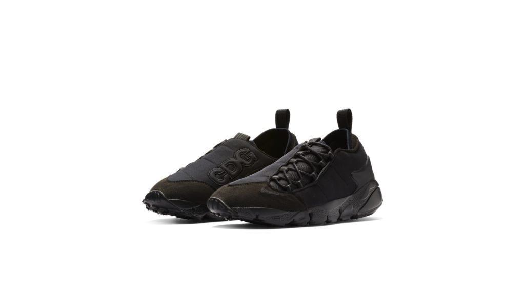 Air Footscape NM Comme des Garcons Black