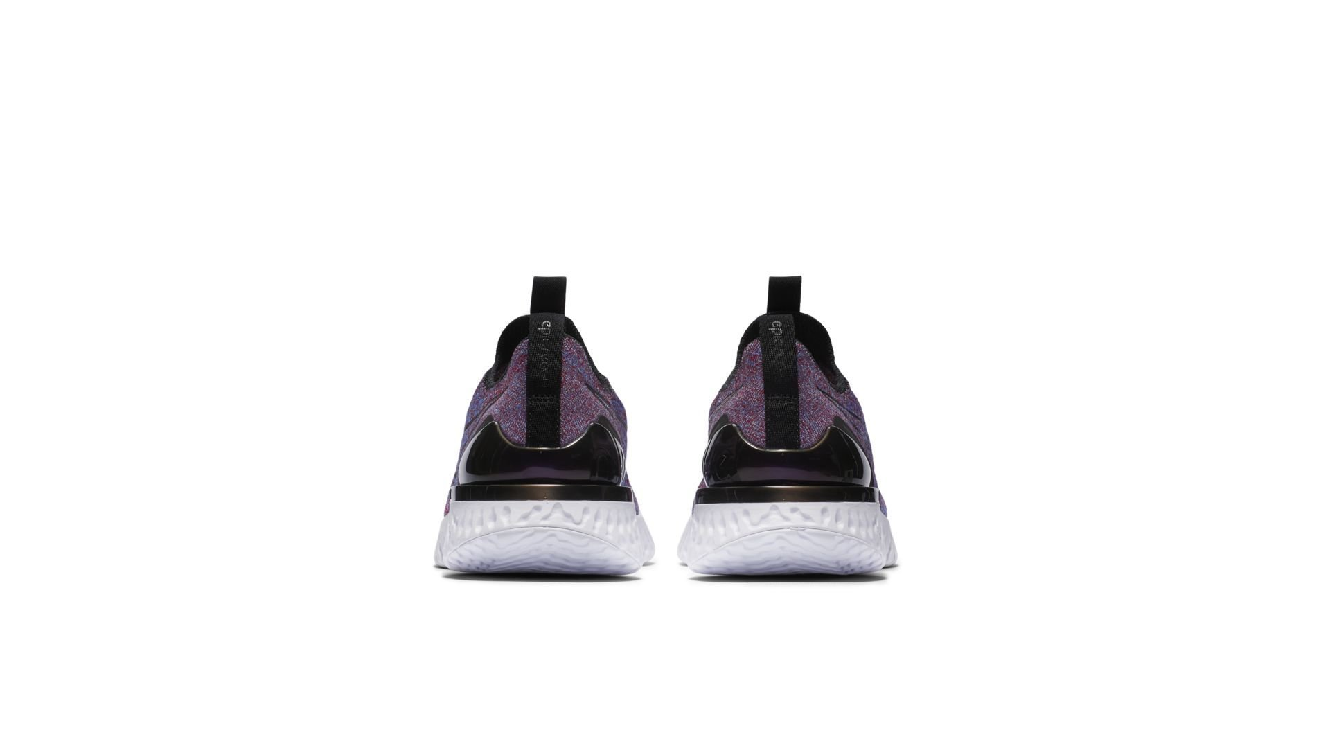 Nike Epic Phantom React Flyknit Black University Red Hyper Jade (W) (BV0415-002)