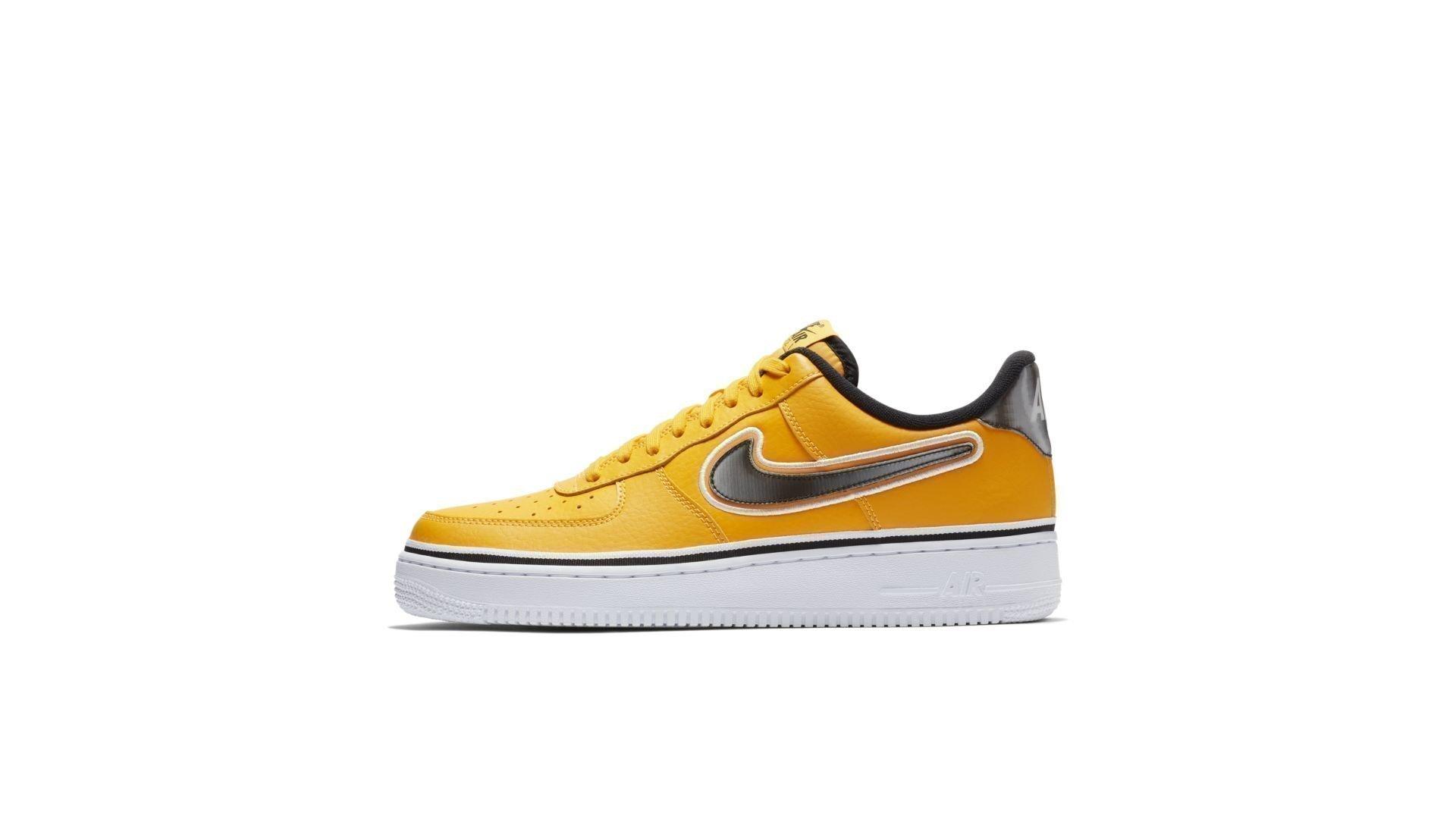 Nike Air Force 1 Low Sport NBA University Gold BV1168 700