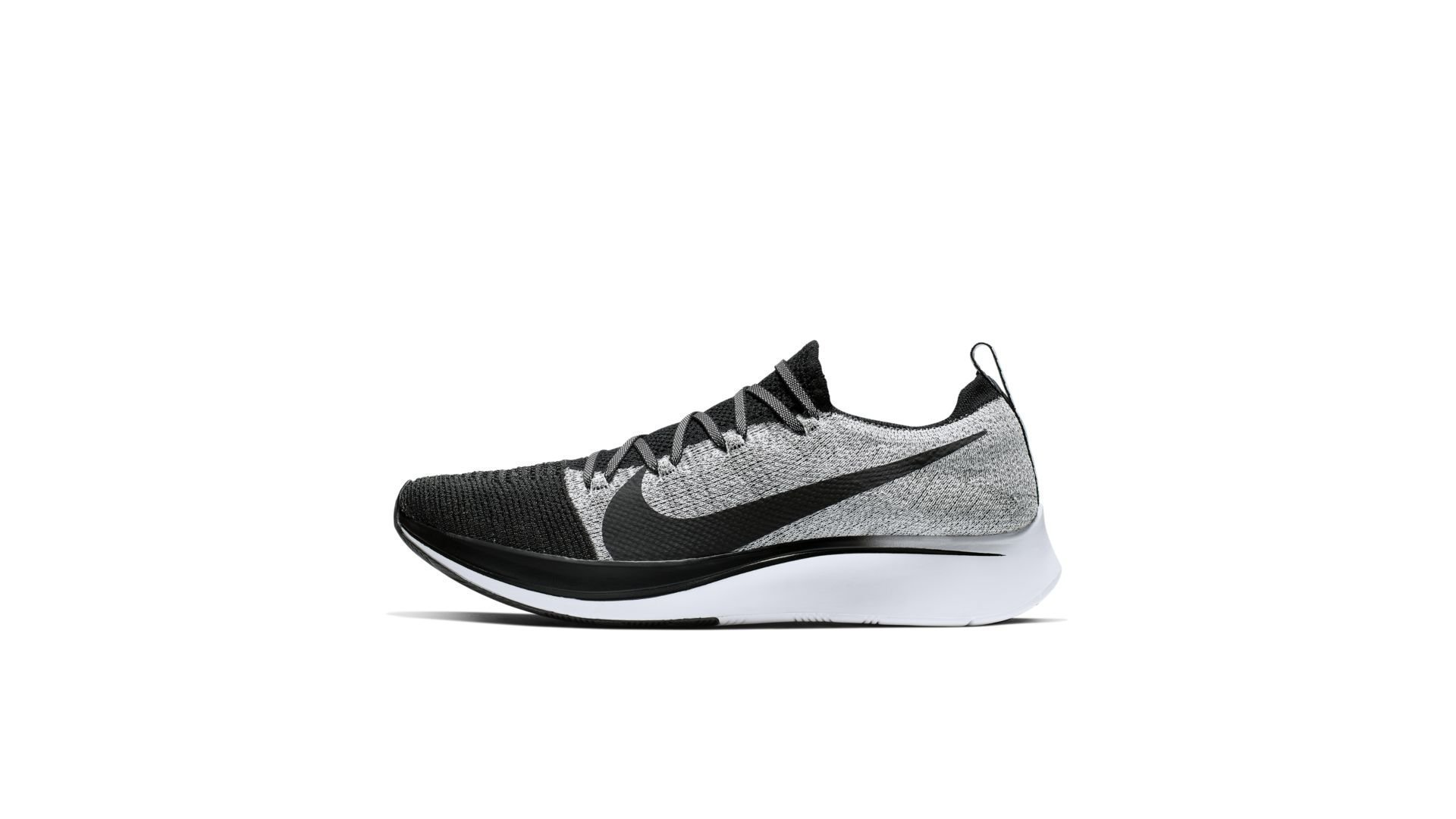 Nike Zoom Fly Flyknit Black White (BV6103-001)