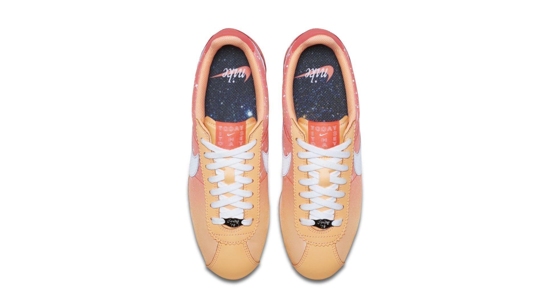 Nike Cortez Nylon Qixi Festival 2018 (W) (BV9263-600)