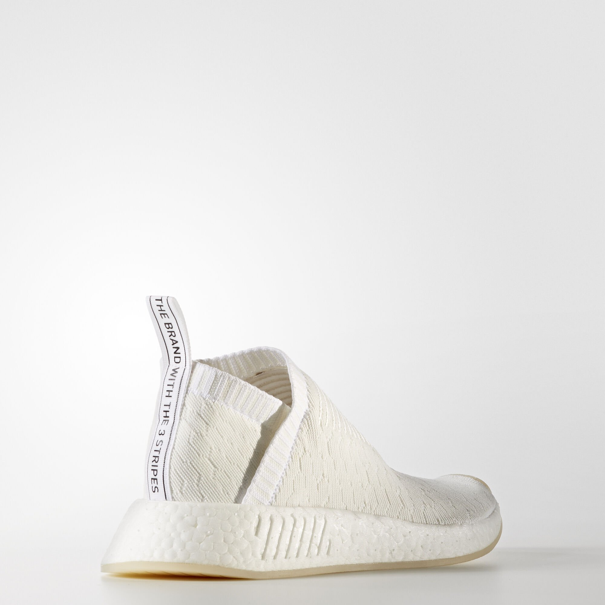 adidas  NMD CS2 Triple White (W) (BY3018)