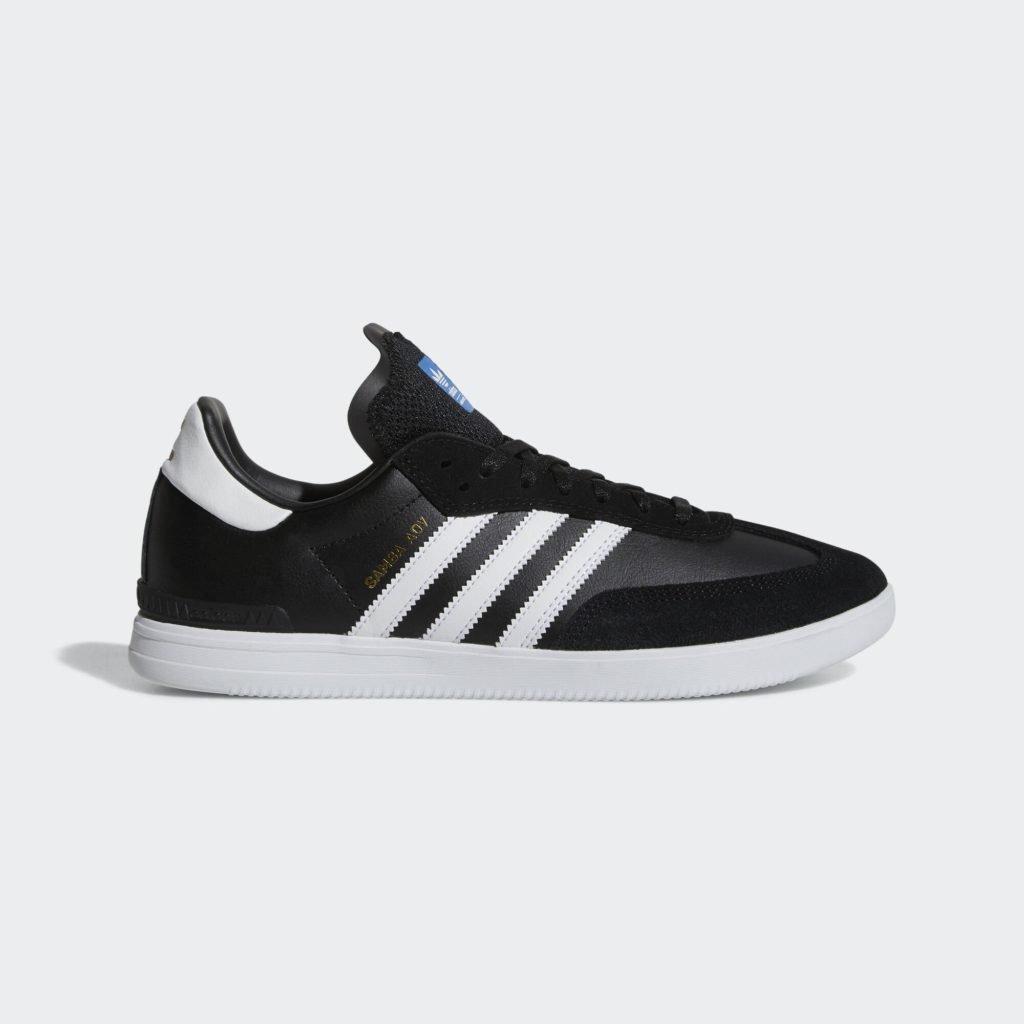 adidas Samba Adv Black White