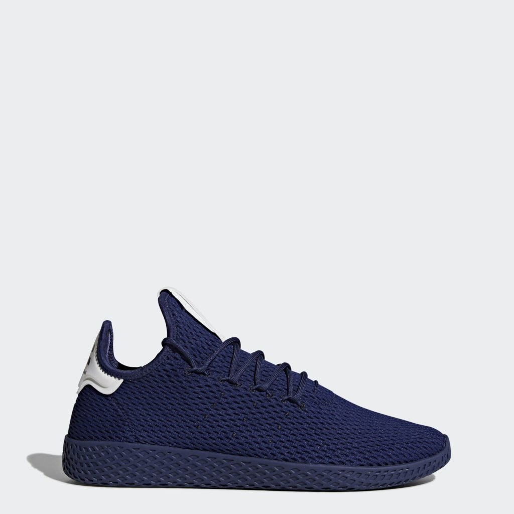 adidas Tennis Hu Pharrell Solid Dark Blue