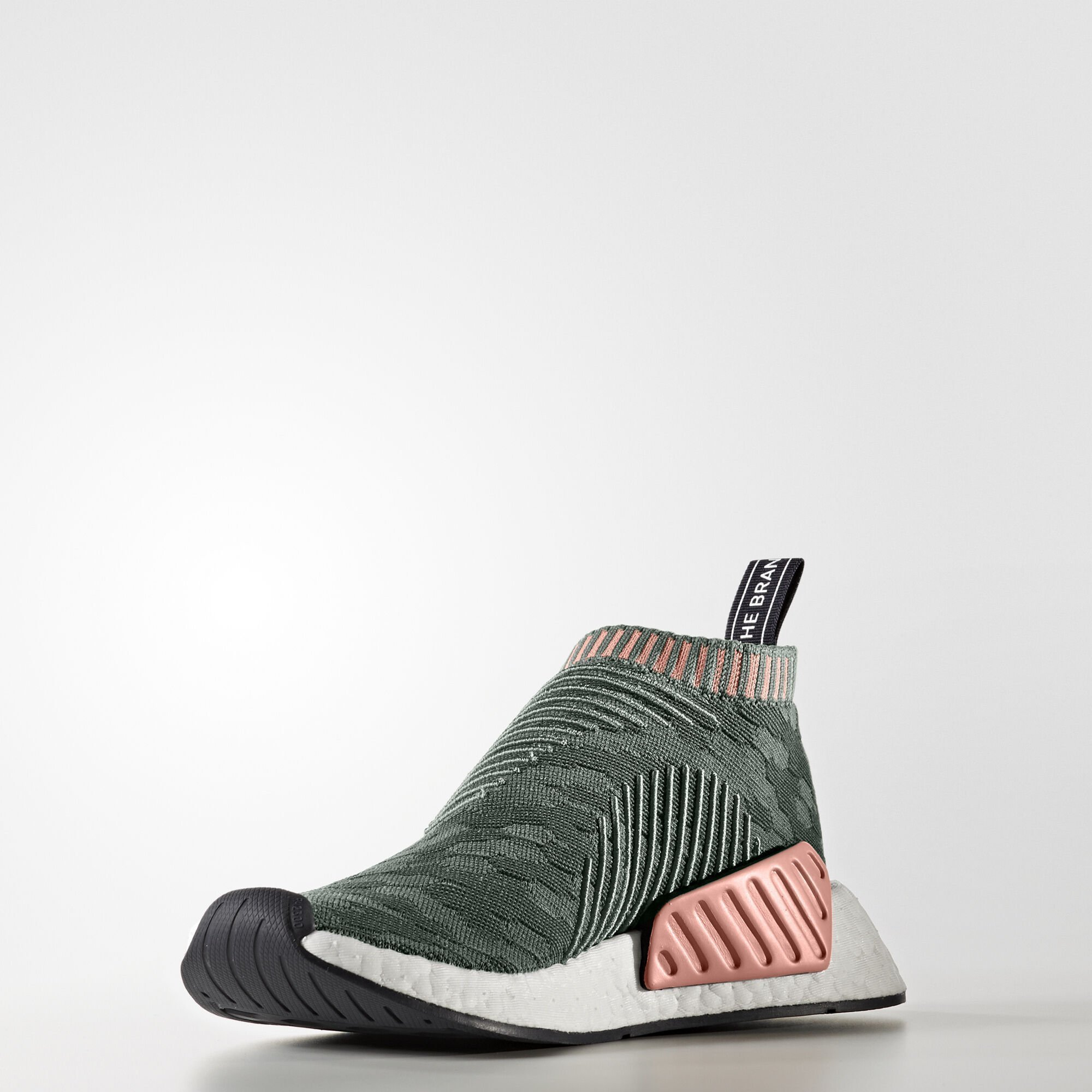 adidas NMD CS2 Trace Green Trace Pink (W) (BY8781)