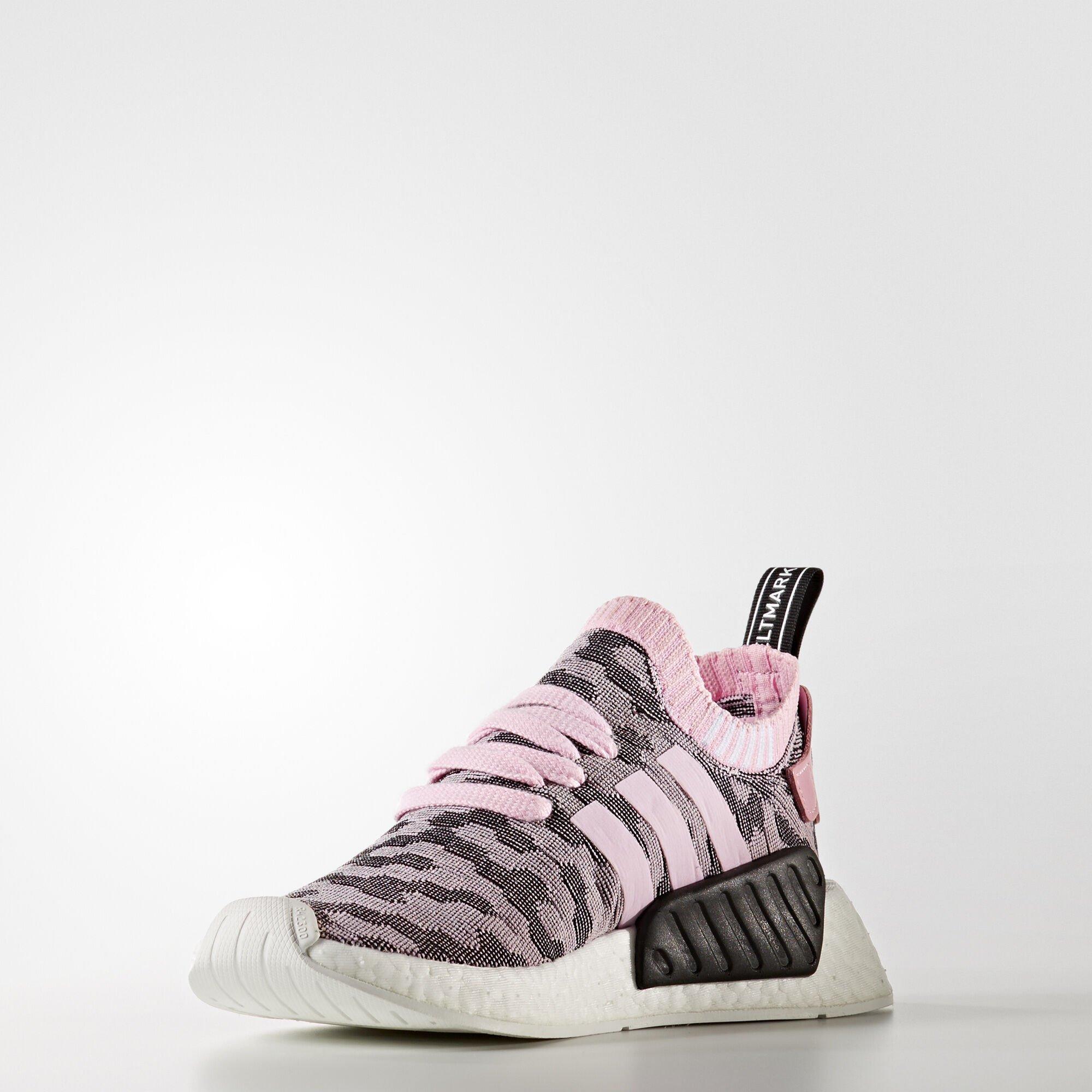 adidas  NMD R2 Wonder Pink Black (W) (BY9521)