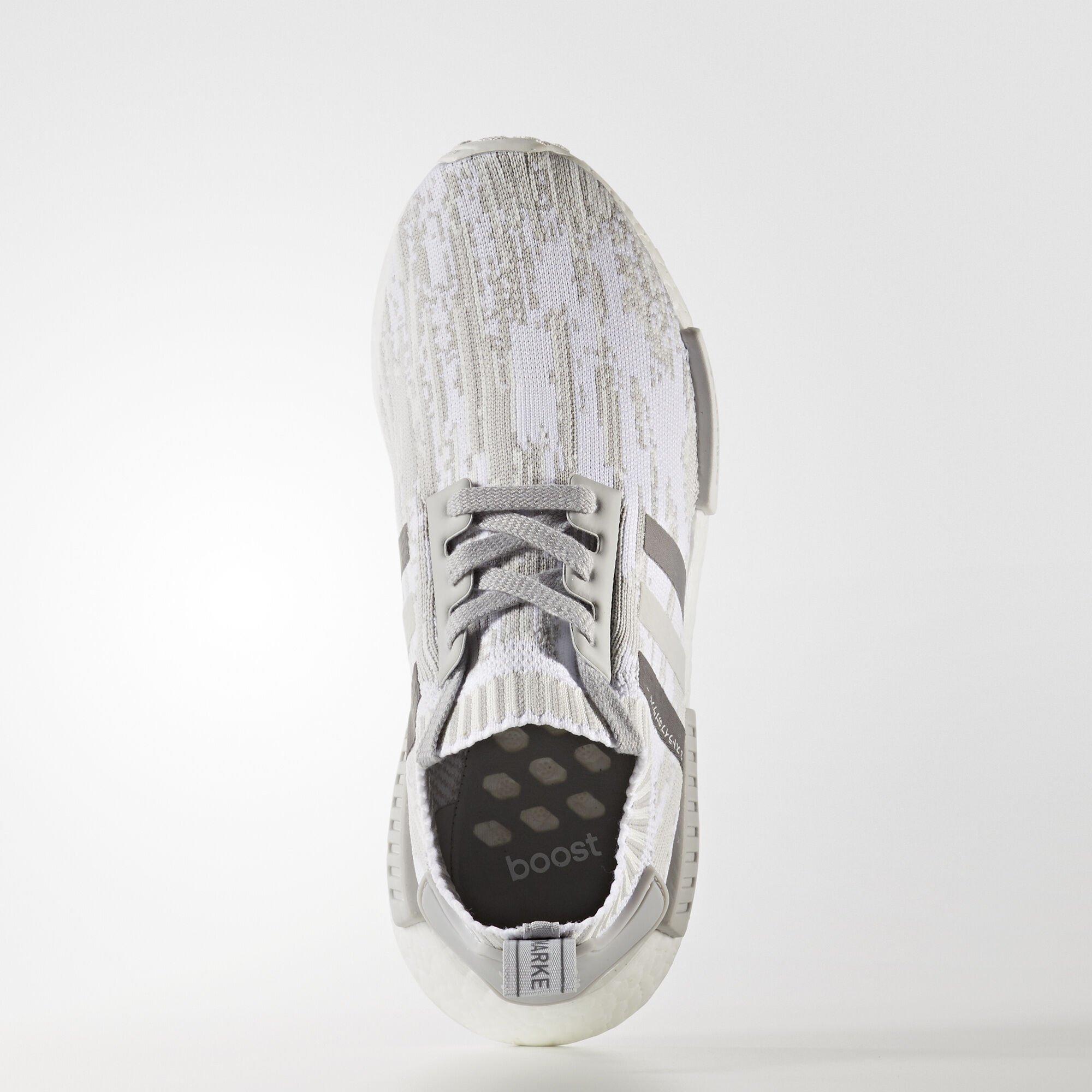 adidas NMD R1 Glitch Camo Grey (W) (BY9865)