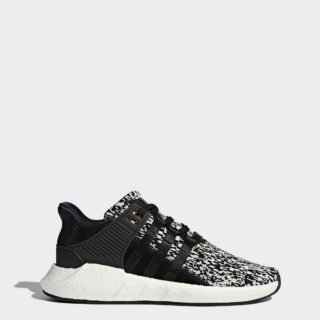 adidas EQT Support 93/17 Glitch Black White