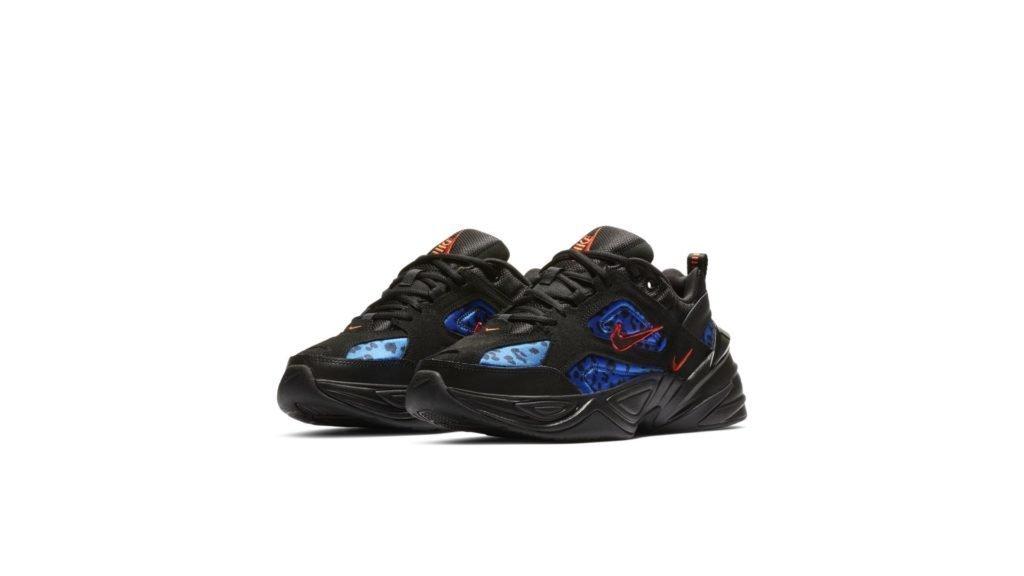 Nike M2K Tekno Black Leopard (W)
