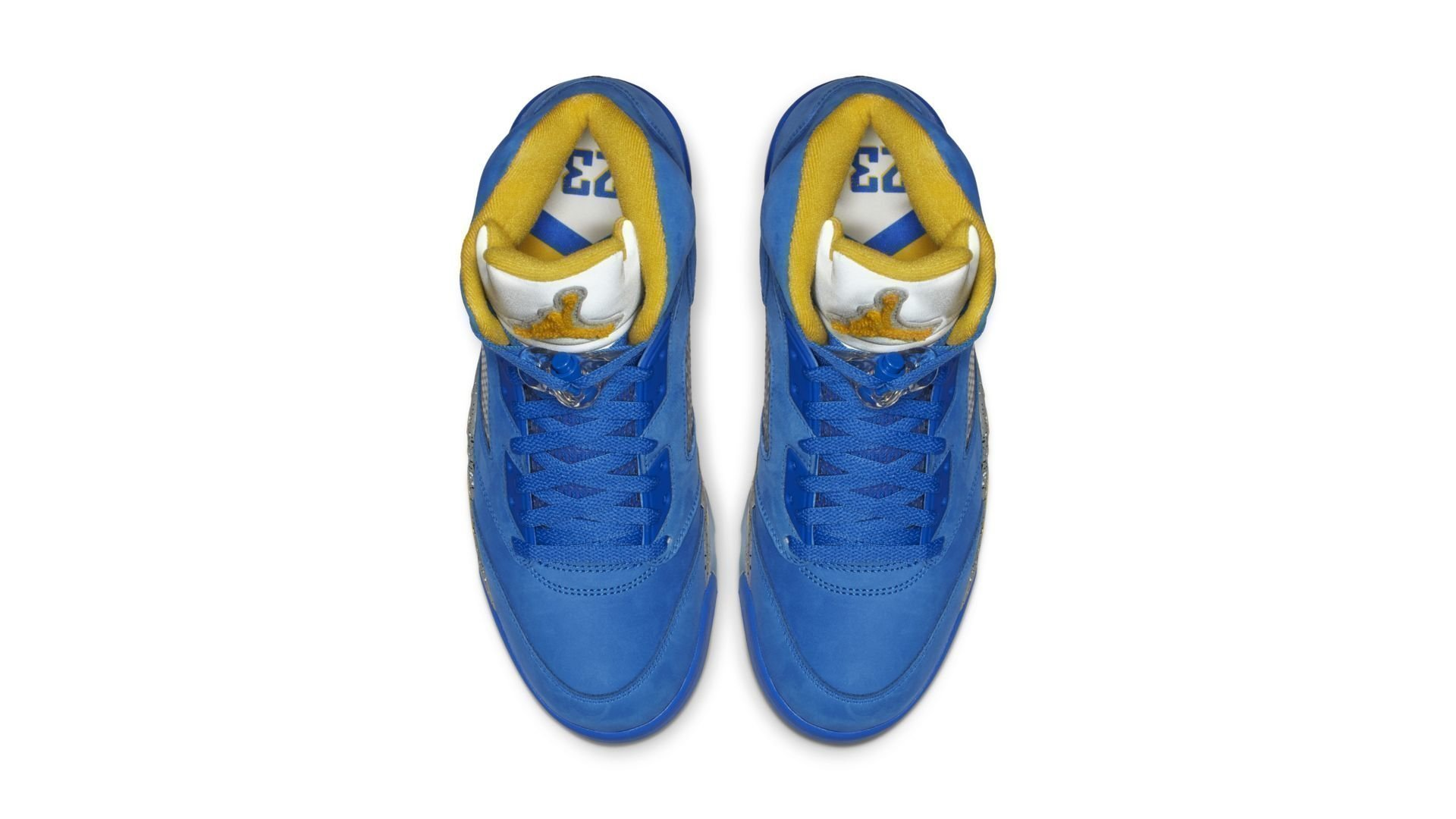 Jordan 5 Retro JSP Laney Varsity Royal (CD2720-400)