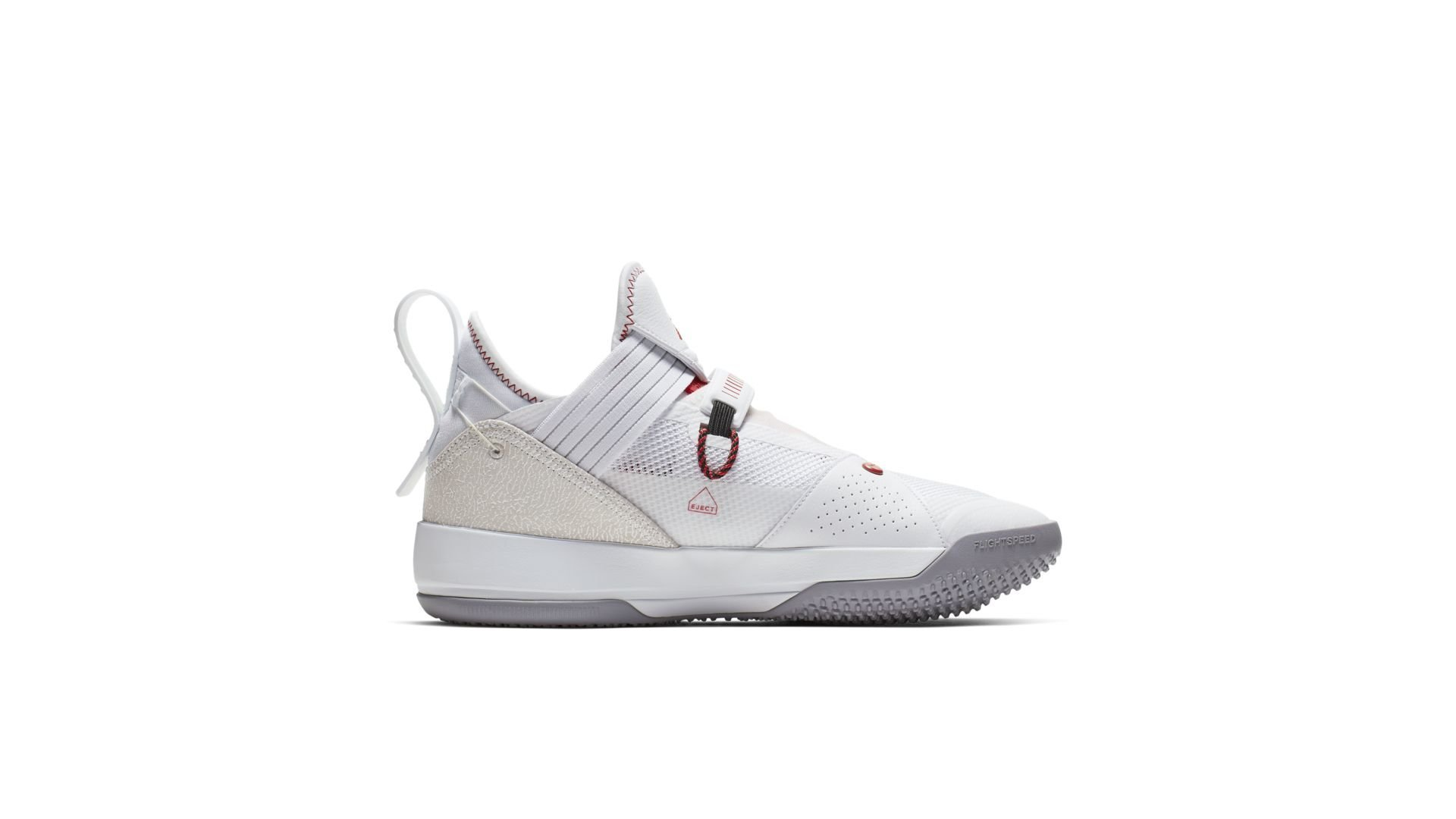 Jordan XXXIII SE White Gym Red Black (CD9560-106)