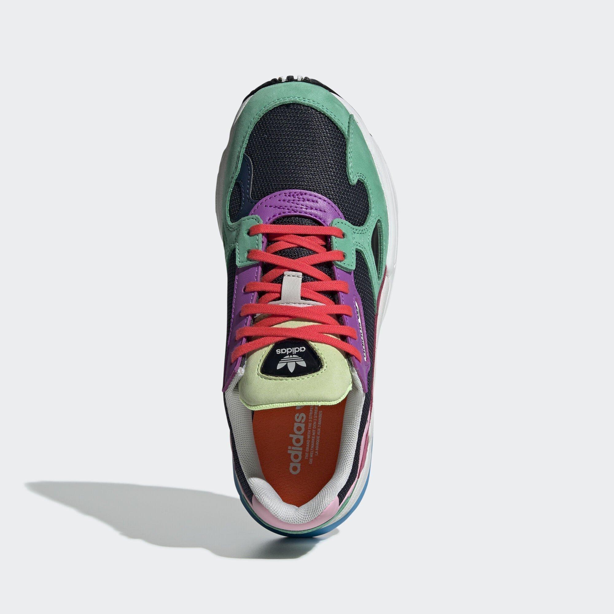 solidaridad unos pocos Astronave  adidas Falcon Collegiate Navy Multi-Color (W) (CG6211) | Sneakers4u