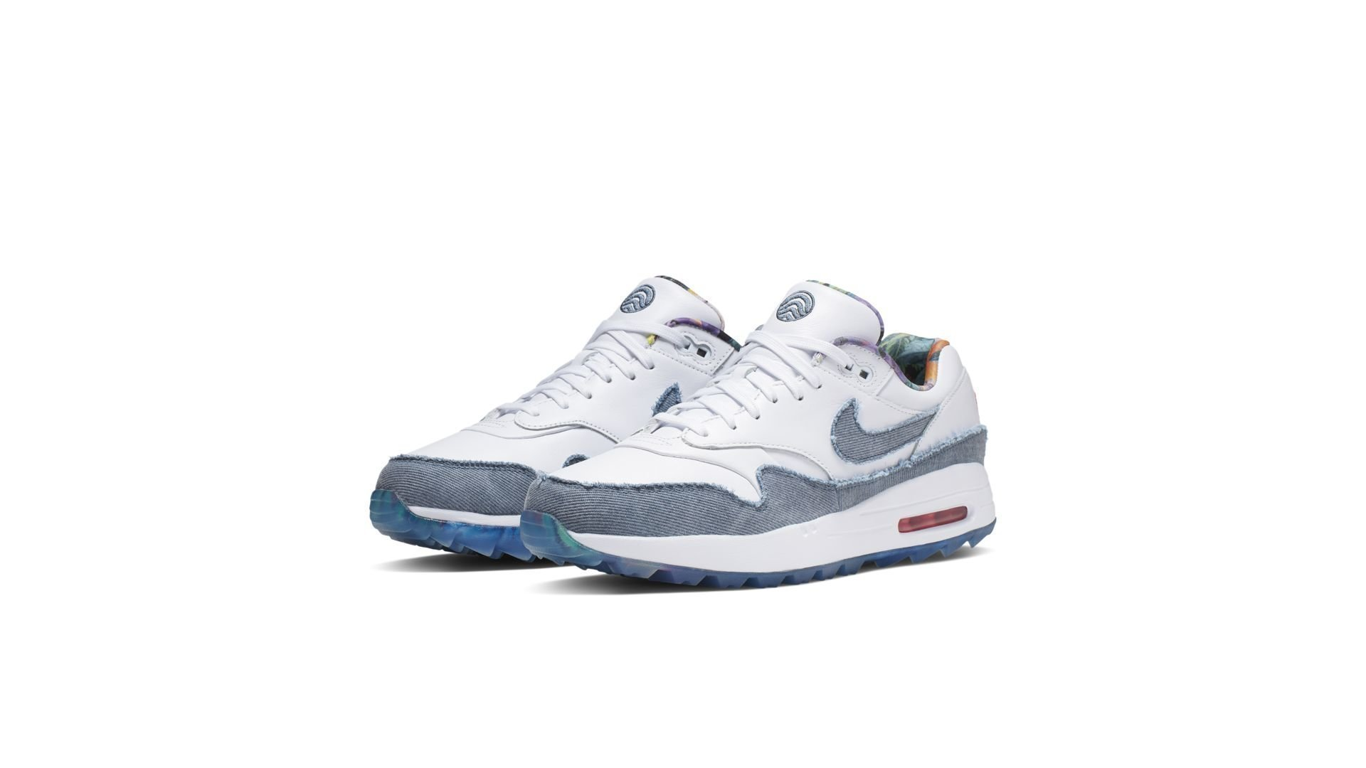 Nike Air Max 1 G No Denim Allowed (CI6876 100)
