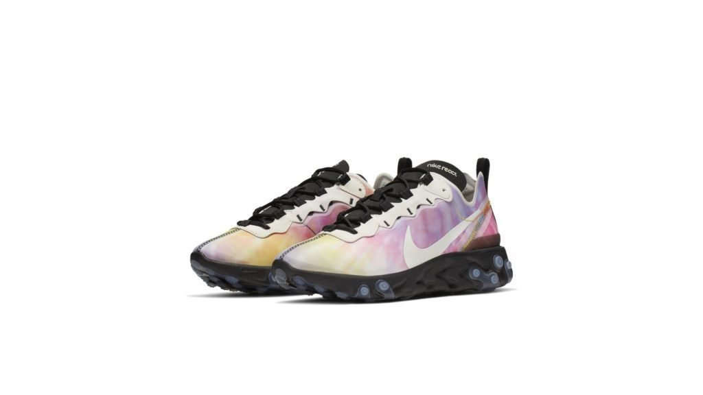 Nike React Element 55 Tie Dye (W)
