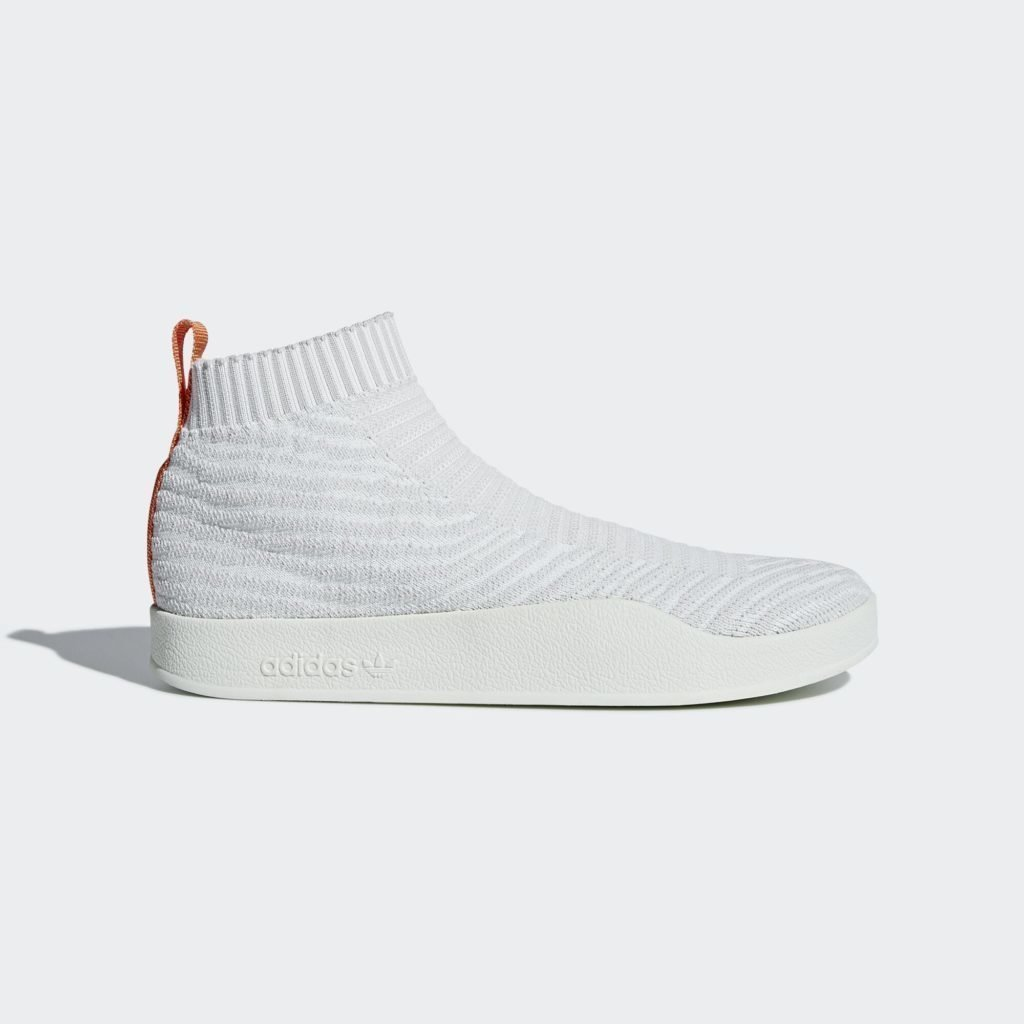 adidas Adilette Sock Summer White