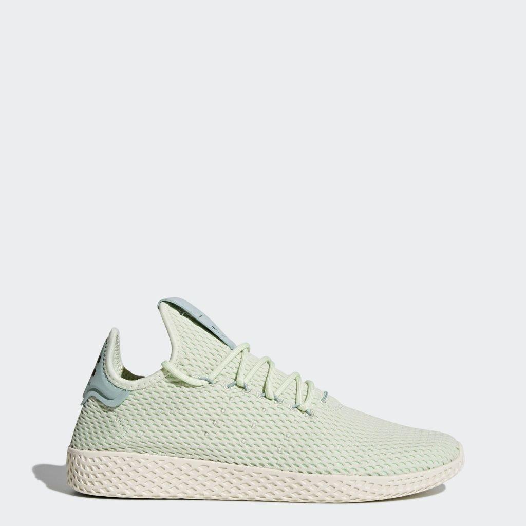 adidas Tennis HU Pharrell Linen Green