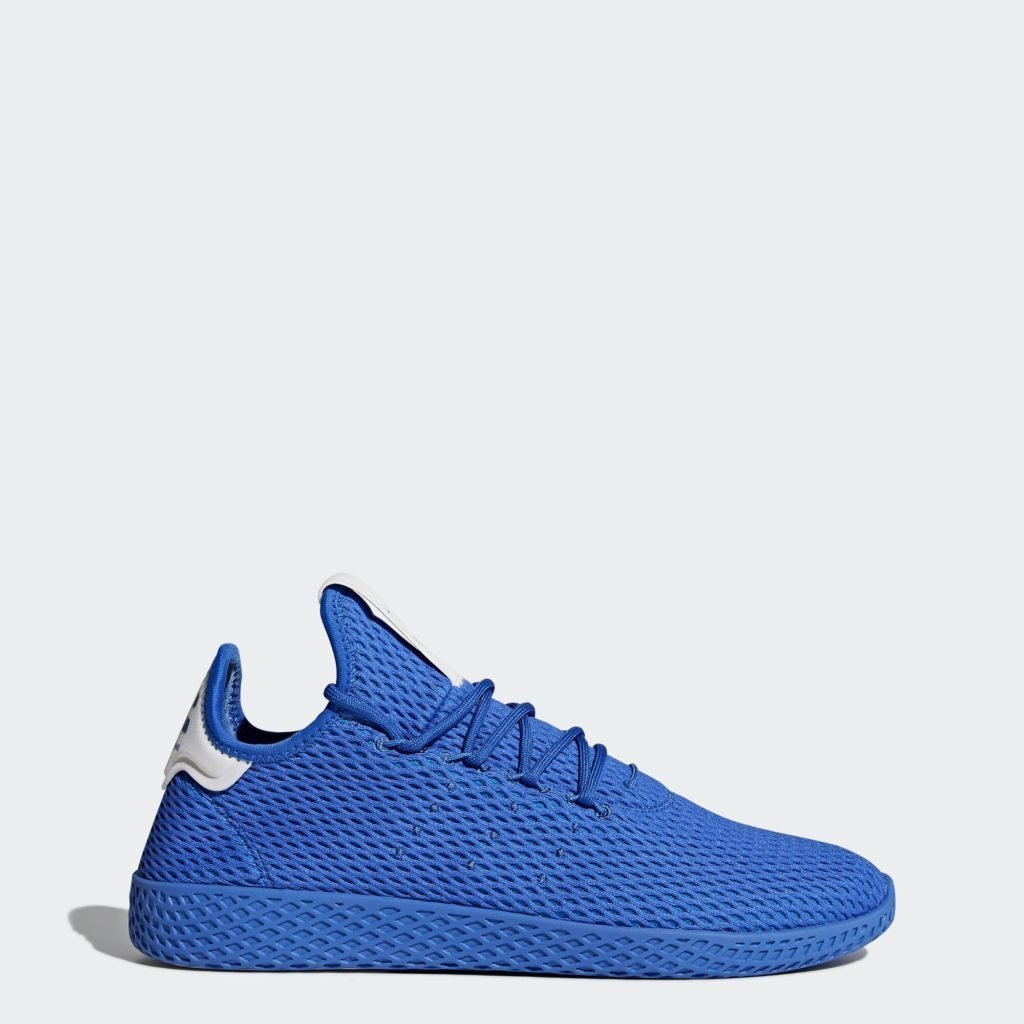 adidas Tennis Hu Pharrell Solid Blue