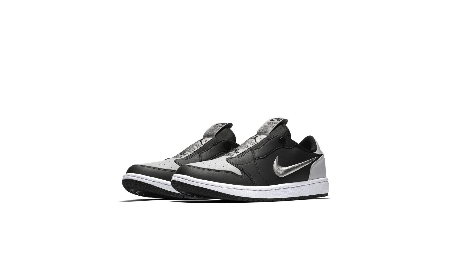 Jordan 1 Low Slip Shadow (W) (CQ0279-001)