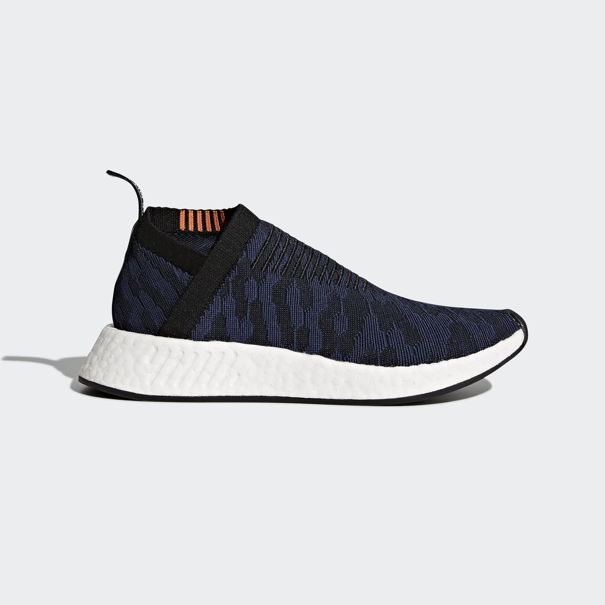 adidas  NMD CS2 Core Black Noble Indigo (W) (CQ2038)