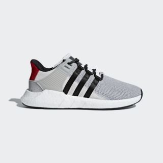 adidas EQT Support 93/17 Grey Black Scarlet