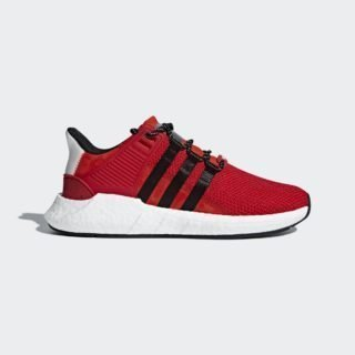 adidas EQT Support 93/17 Scarlet Core Black