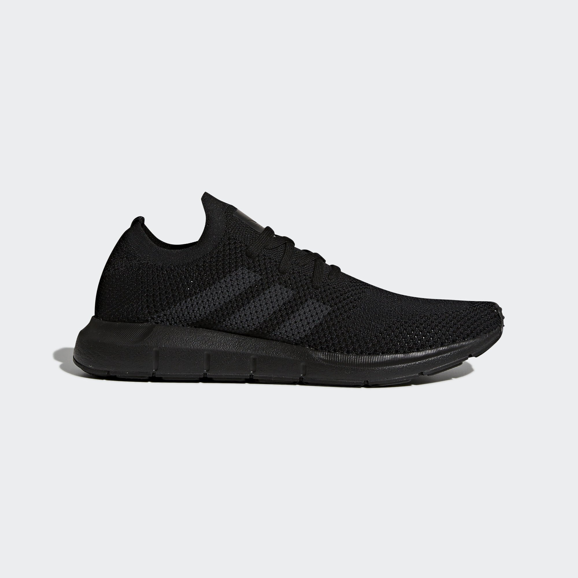 adidas Swift Run Primeknit Triple Black CQ2893