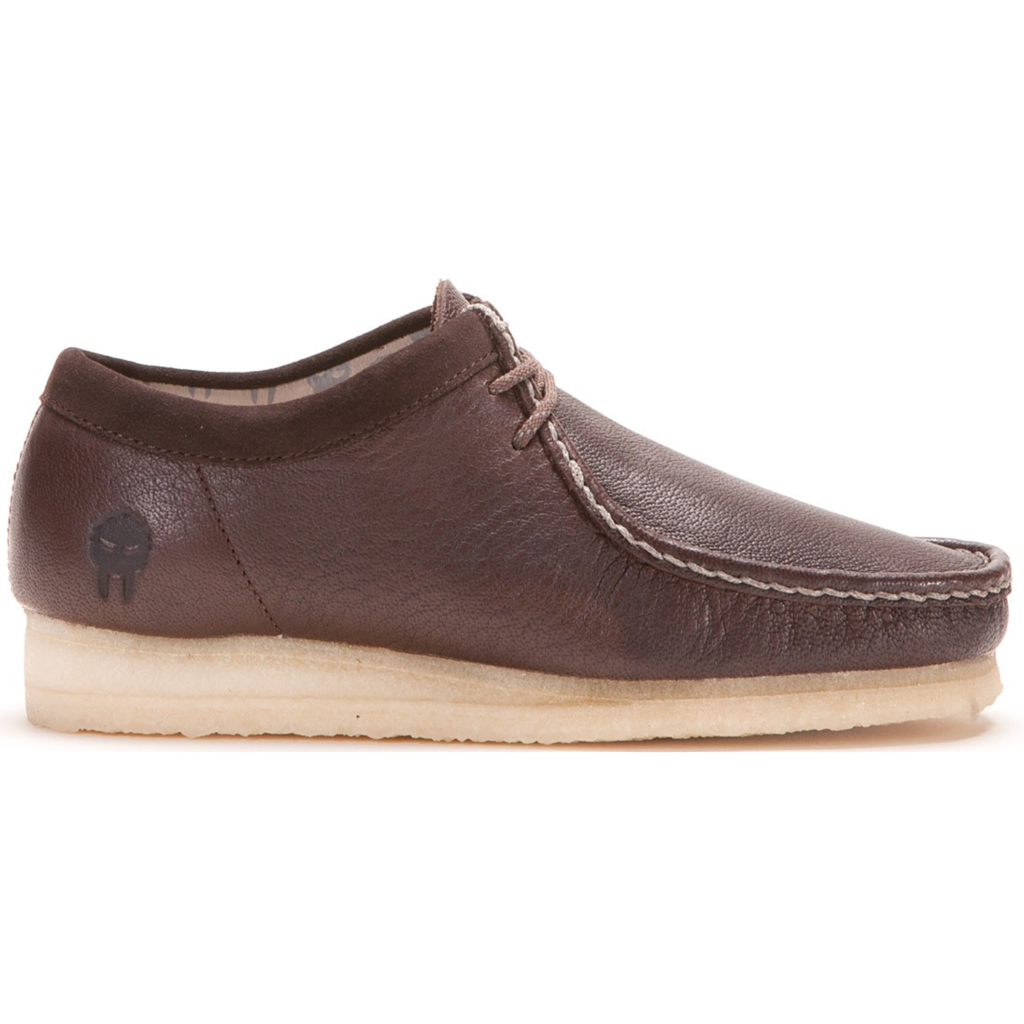 Clarks Wallabee MF DOOM Brown