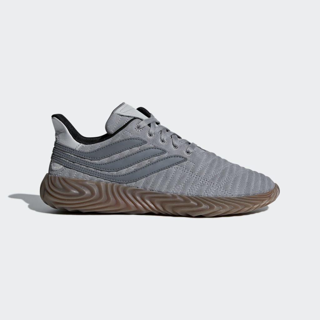 adidas Sobakov Grey Suede