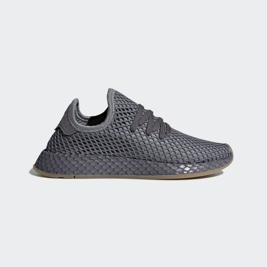adidas Deerupt Grey Gum (GS)