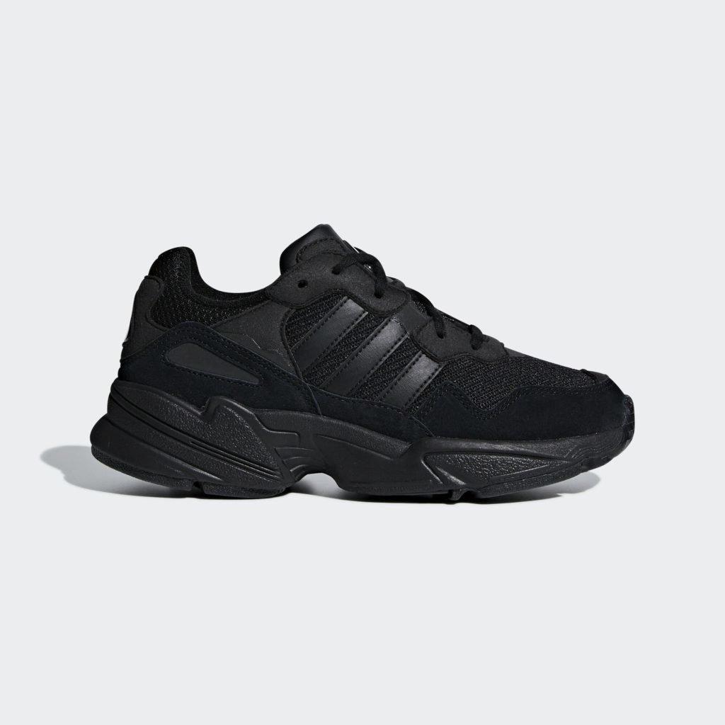 adidas Yung-96 Triple Black (GS)
