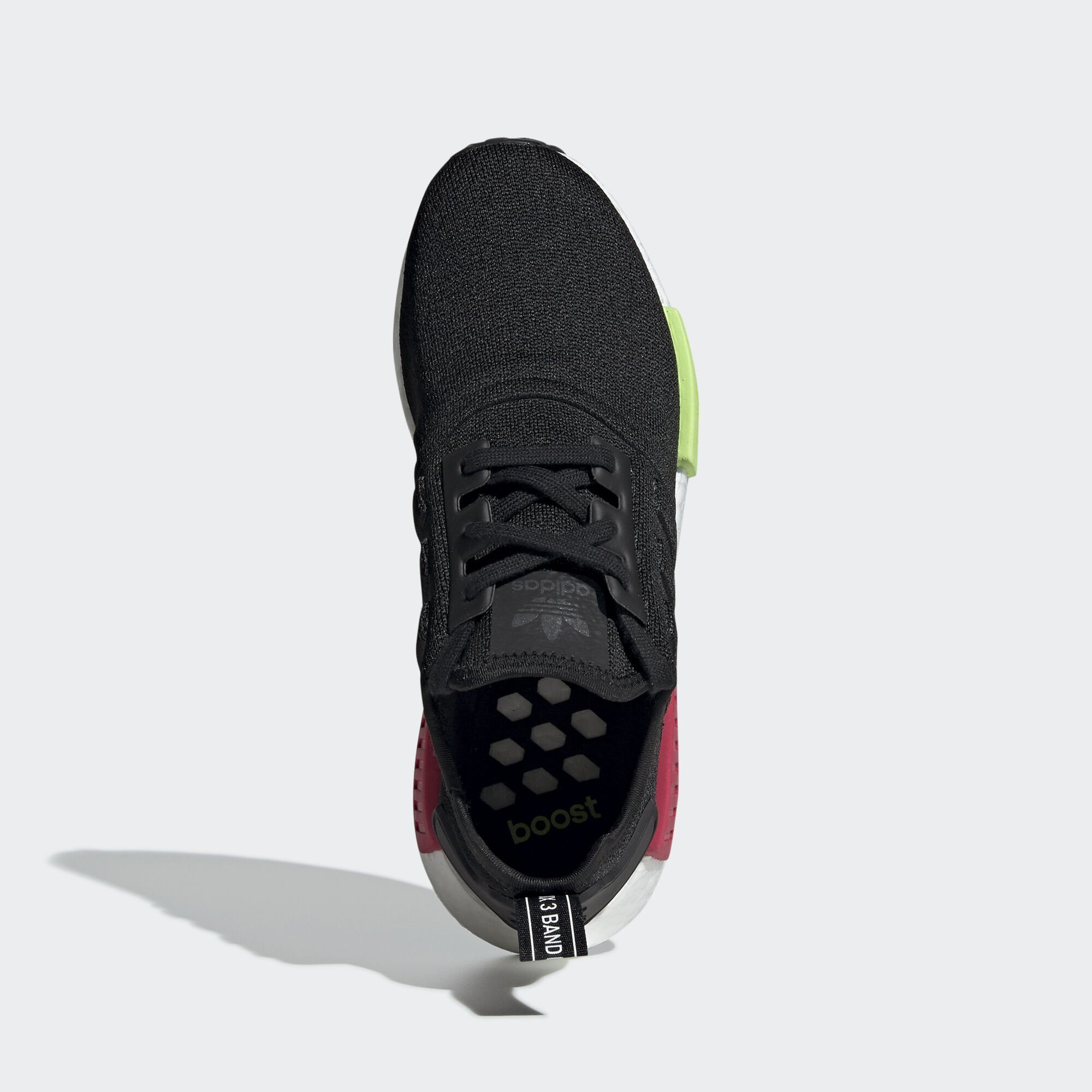 adidas  NMD R1 Core Black Energy Pink (EE5100)